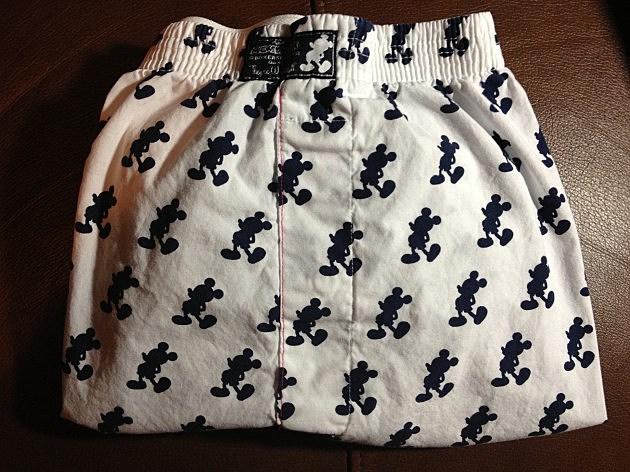 Mickeys Revenge - Mickey Mouse Underwear