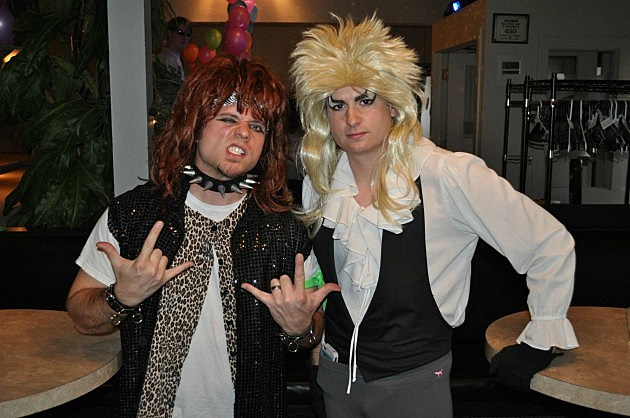 Ultimate 80s Party 2012 - Beano & Derek