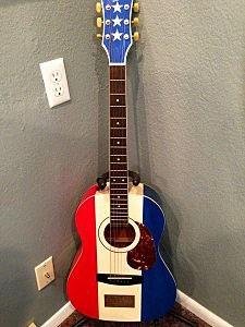 buck owens guitar