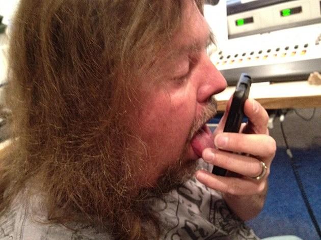 phone lick