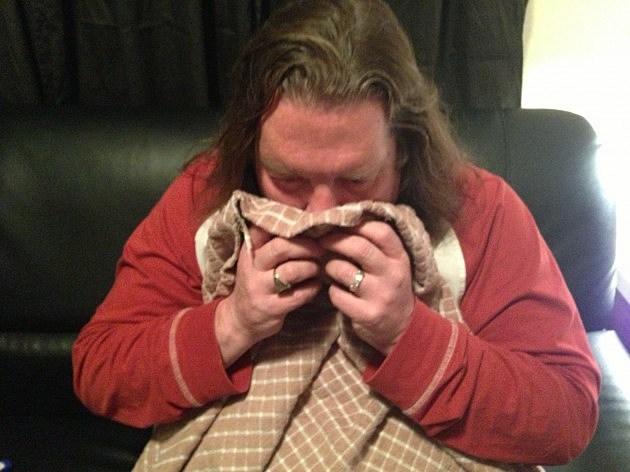 puke towel brian 1