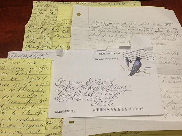28 hours jail letter
