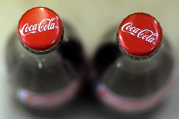 Coca Cola Shares Reach 4-Year High After After Q1 Earnings Announcement