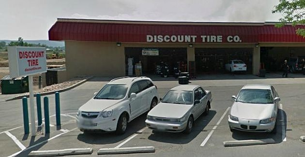 roof collapses  discount tire store  fort collins video