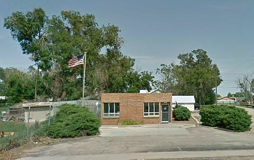 Gill, CO Post Office