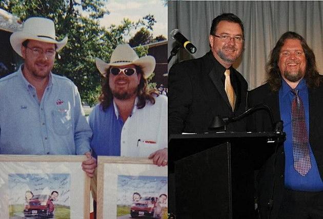 Brian & Todd's 10th Anniversary - Brian & Todd Hosting Crossroads Safehouse Gala 2012