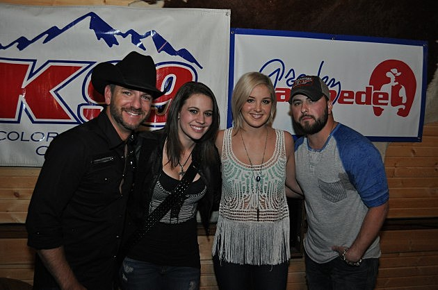 Craig Campbell, Rachel Farley, Maggie Rose & Tyler Farr at Brian & Todd's 25th Anniversary