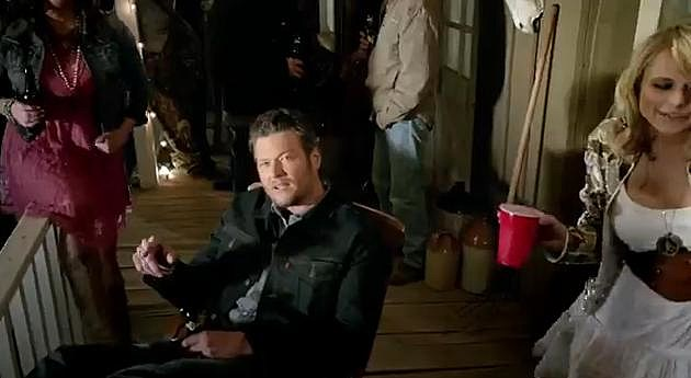 Blake Shelton Boys Round Here Video