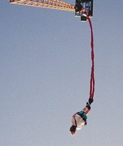Brian Bungee Jumping