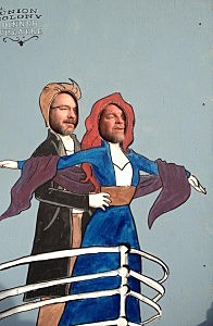 Brian and Todd are Kings Of The World