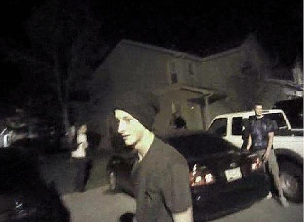 Riot suspect 1