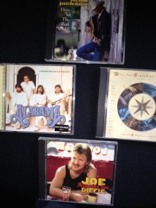 Alan Jackson, Alabama, Dirt Band, & Joe Diffie CDs