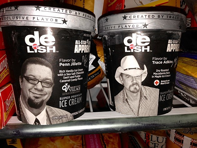 celebrity apprentice ice cream