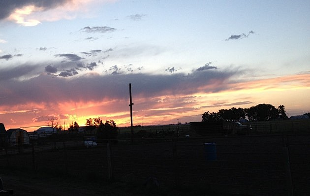 Sunset - Ault, CO