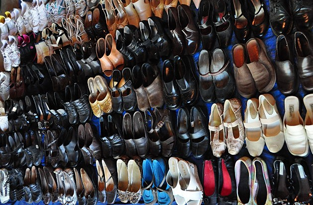 Jenny Harding's Shoes - A closer look