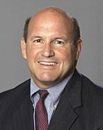 Former University of Northern Colorado Athletic Director Jay Hinrichs