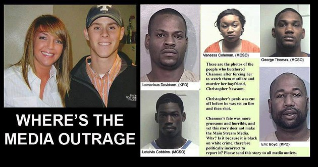 Trayvon Martin Case Revives Channon Christian