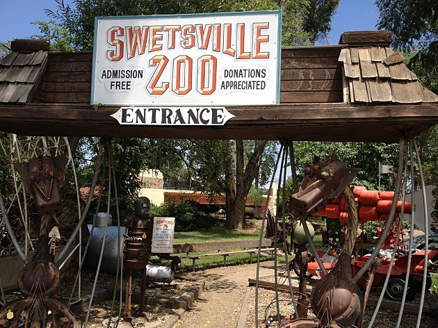 Swetsville Zoo - Timnath, CO