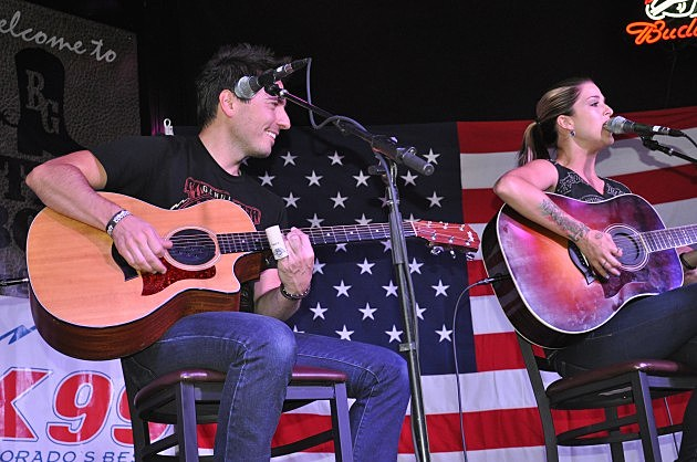 Cassadee Pope At The Boot Grill in Loveland For New From Nashville Series