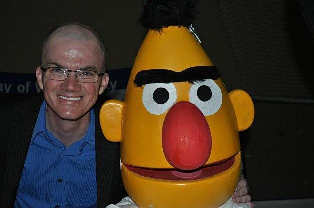 Dave Jensen and Bert