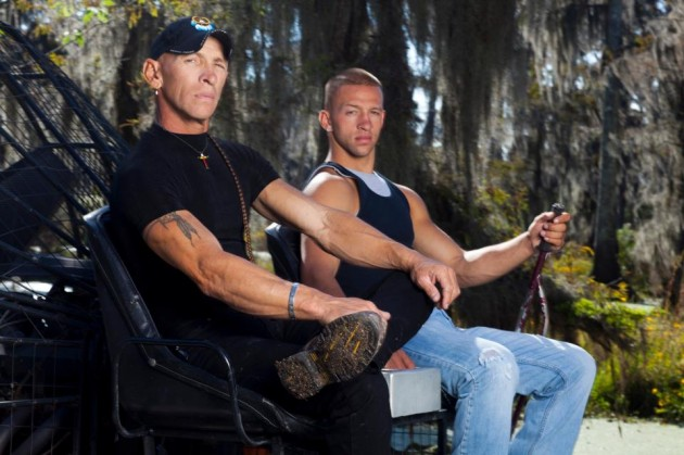 RJ & JayPaul from Swamp People