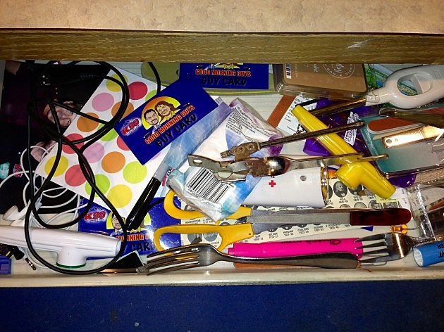 Todd's Side drawer