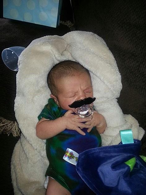 zayden moustache