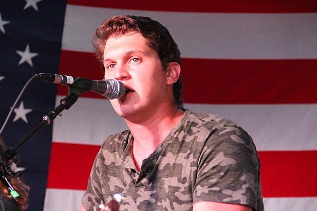 Jon Pardiat Boot Grill in Loveland for New From Nashville Series
