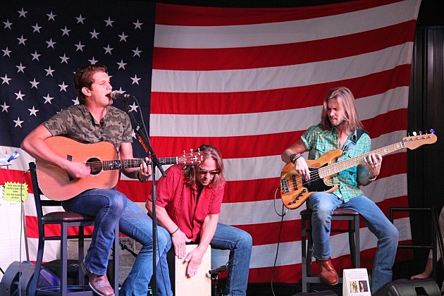 Jon Pardi and Band at Boot Grill in Loveland for New From Nashville Series