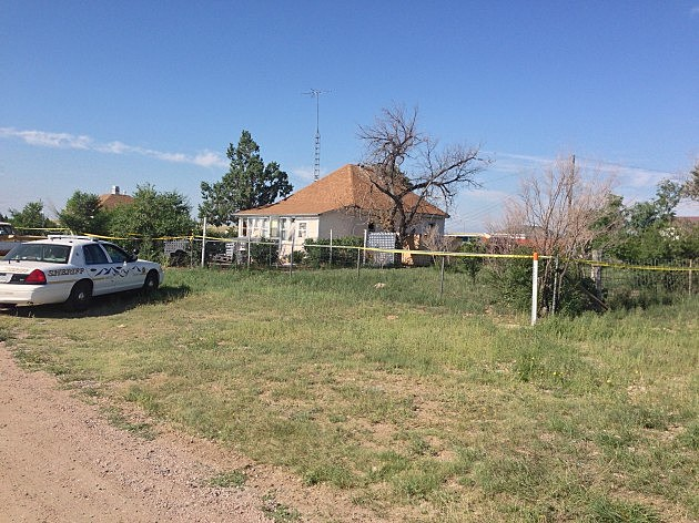 Home explosion in Carr, CO