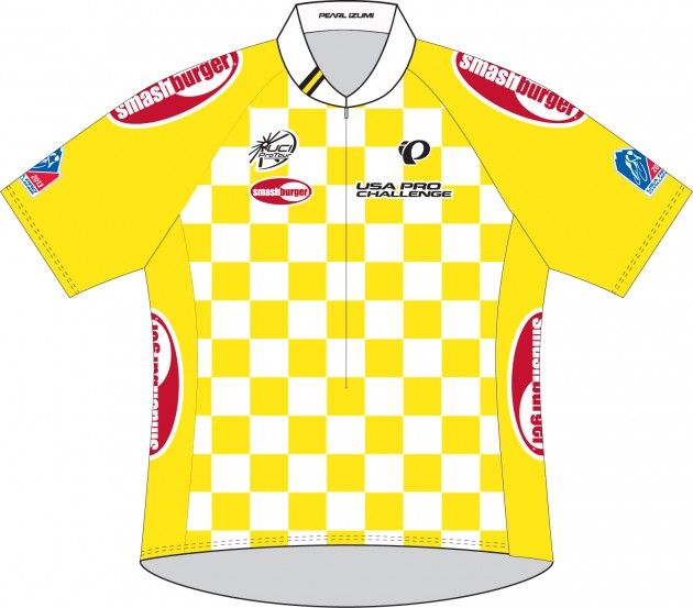 Race Leader Jersey - USA Pro Challenge