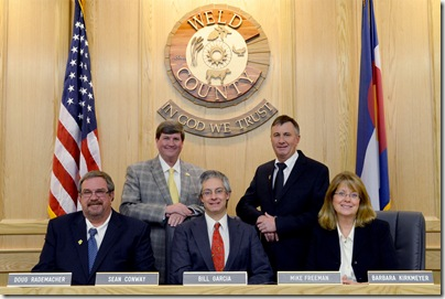 Weld County Commissioners