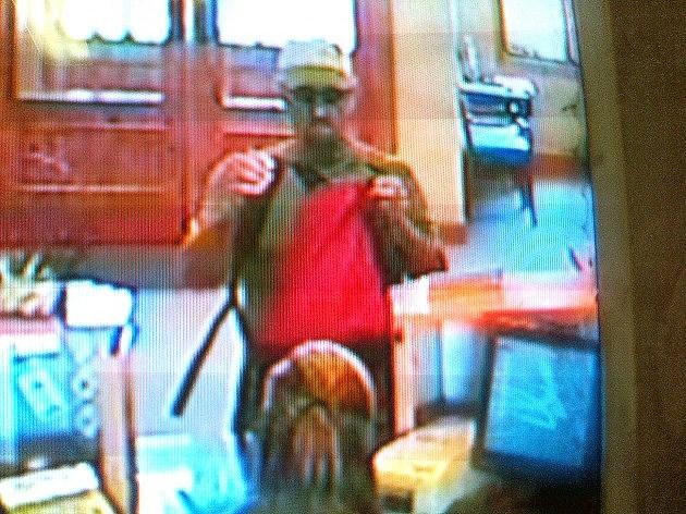 Wellington Bank Robbery Suspect1
