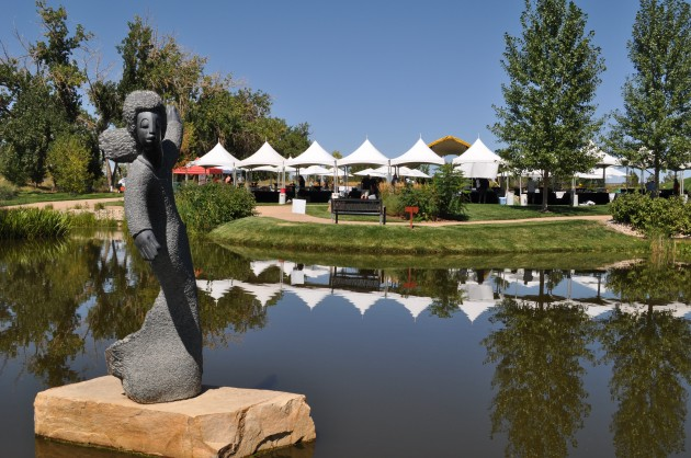 WineDown The Summer at Chapungu Sculpture Park in Loveland