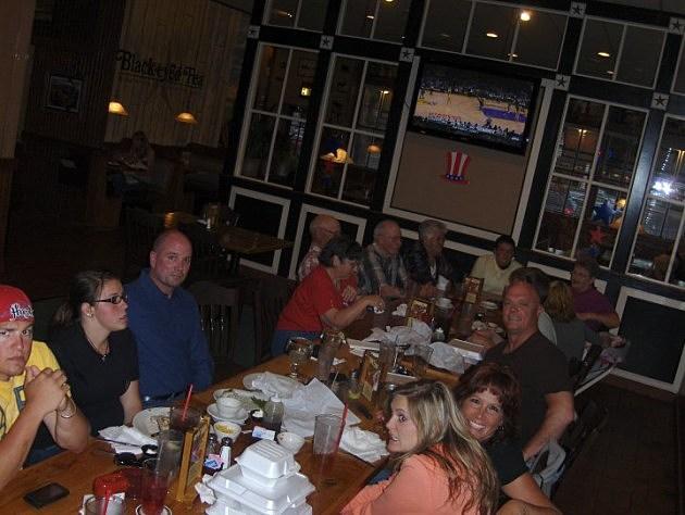 Family Dinner 2010