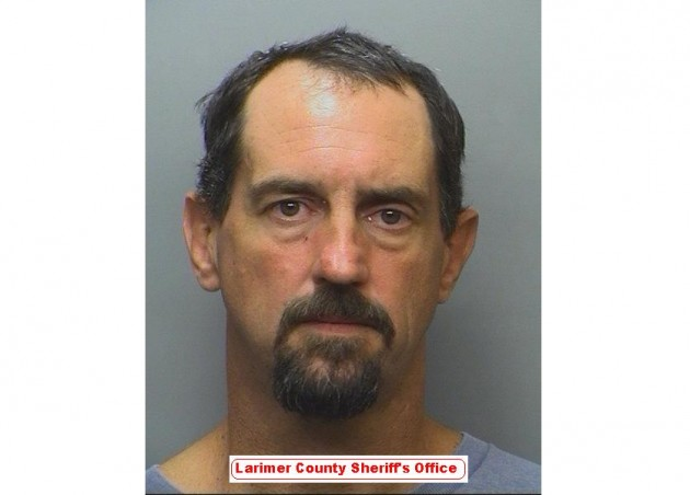 Bank Robbery Suspect Jason Eric Delaney, of Loveland