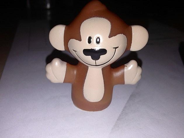lunchbox finger monkey solo