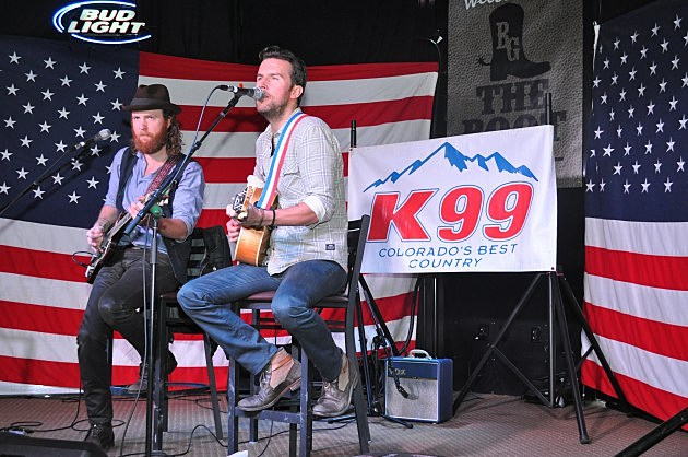 Brothers Osborne at the Boot Grill in Loveland for New From Nashville 10/4/13