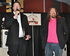 Brian and Todd hosting Annual Hearts and Horses Gala