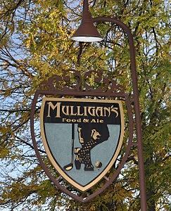 Mulligan's Sign