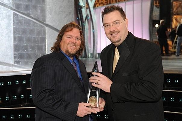 Brian & Todd won the CMA in 2008