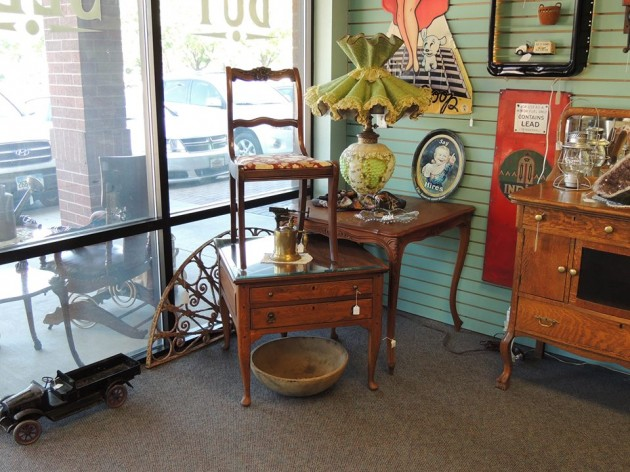 The Best Little Antique Shop in Greeley