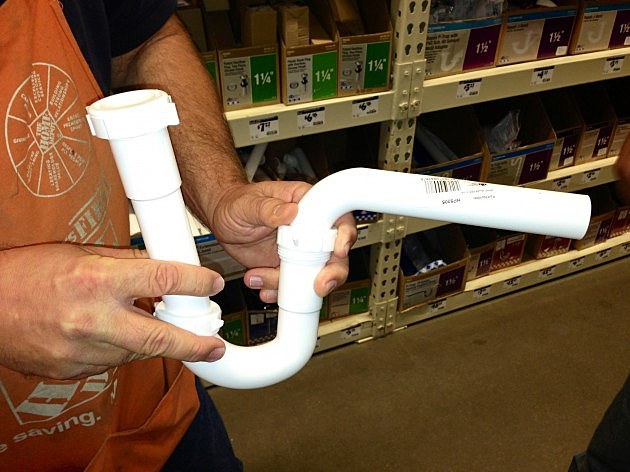 Home Depot Pipe