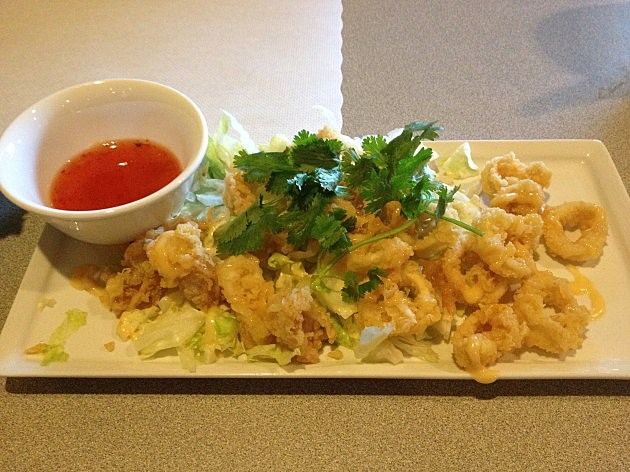 Young's Cafe Calamari - Fort Collins