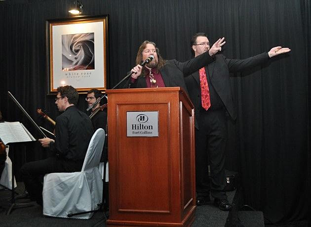 Brian & Todd hosting Annual Crossroads Safehouse Gala