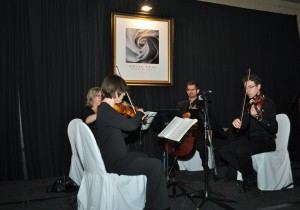 Fort Collins Symphony String Quartet