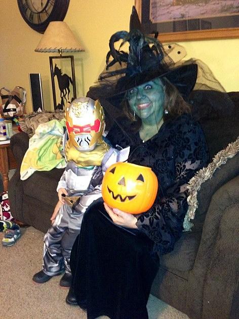 halloween kyla and zander