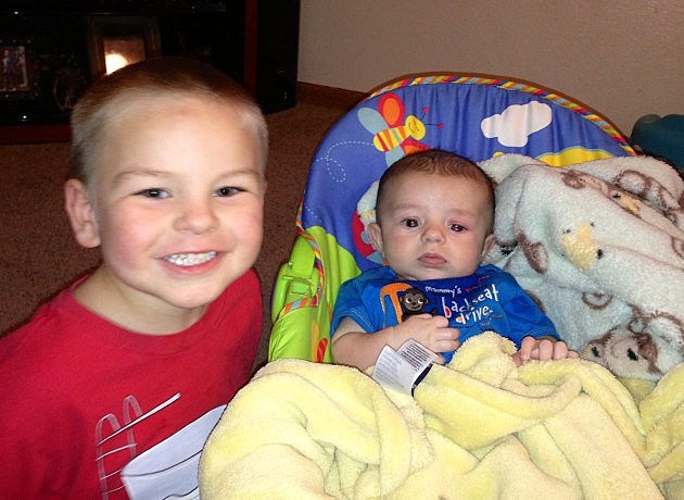 zander and zayden happy boys