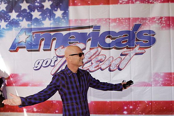 """America's Got Talent"" Judge Howie Mandel"