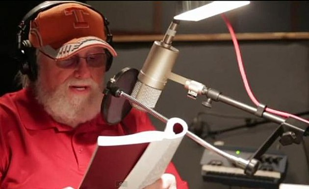 Charlie Daniels Reads Christmas Story